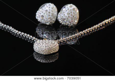 Luxury jewelry set