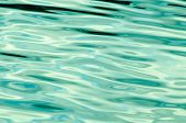 Green Water Ripples, Water Waves, Abstract Water Ripples Background, Water Art poster
