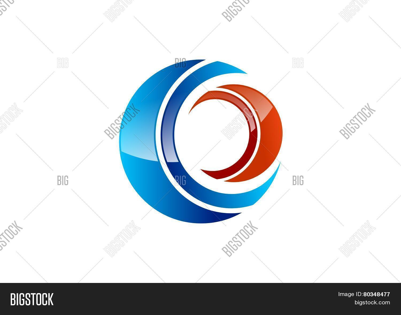 Circleopticlogoeyevision vector photo bigstock circleopticlogoeyevisionspherevortexletter c biocorpaavc Images
