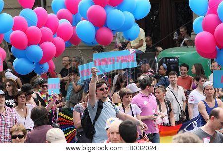 Family Pride At Paris Gay Pride 2010