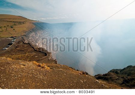 Breath Of The Volcano Masaya