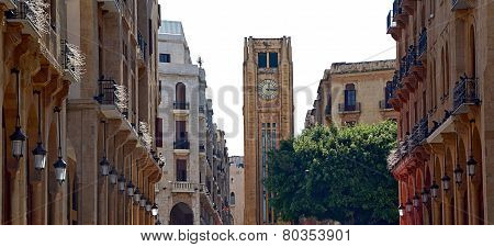 Downtown Beirut Architectural Details