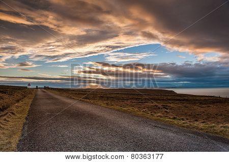 Dunnet Head Sunset