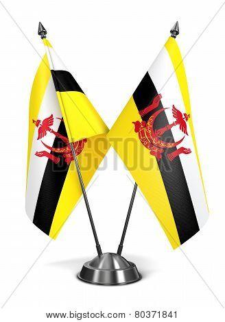 Brunei - Miniature Flags.