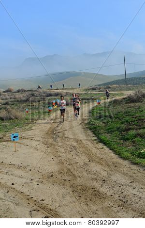 Running Dirt Trail