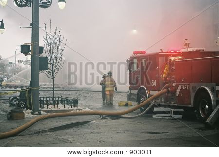 Downtown Fire 03