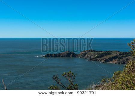 Point Bonita coast, San Francisco