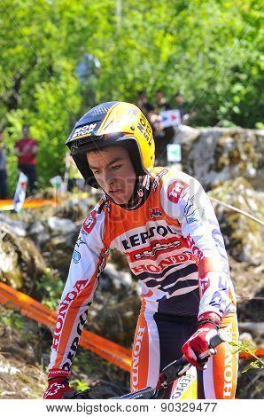 Trial Spain Championship.