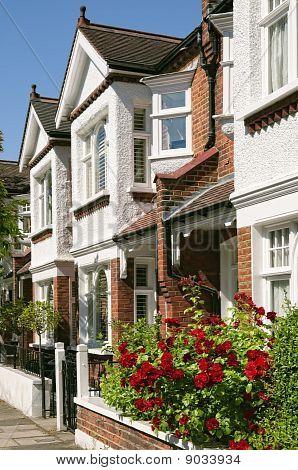 Englisch-Häuser