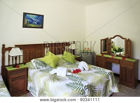 Hotel room in Le Chevalier Bay Guesthouse