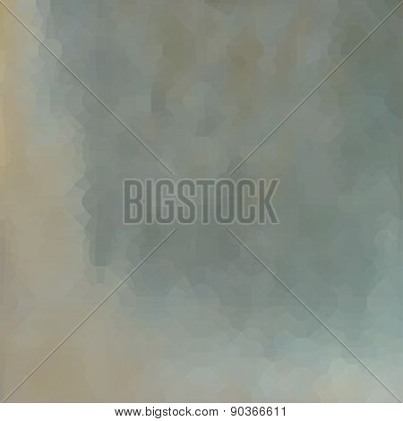 Abstract Blue Green Pattern Background