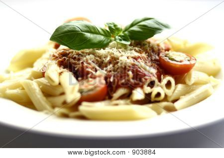 Penne With Tomato