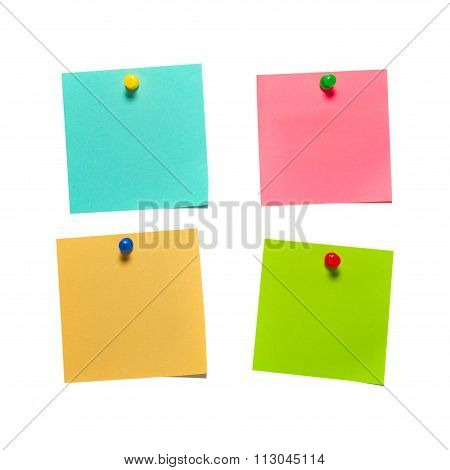 Different Color Stickers