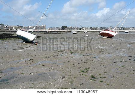 Ebb Tide In Bretagne