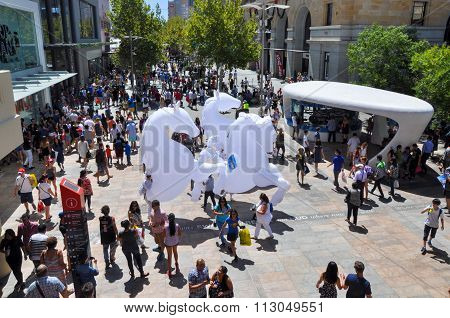 White Horse Puppets in Perth, Western Australia