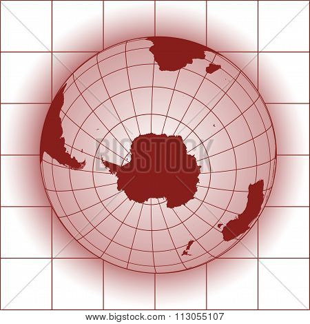 Antarctica Red