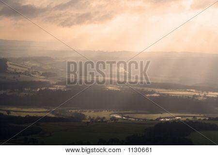 Light Over Shropshire