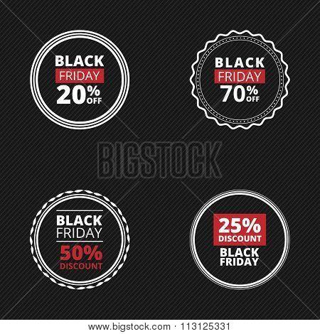 Black Friday Labels