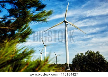 Renewable and alternative energy sources