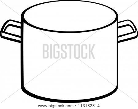 stockpot without lid