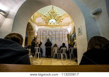 Rachel's Tomb, Jerusalem