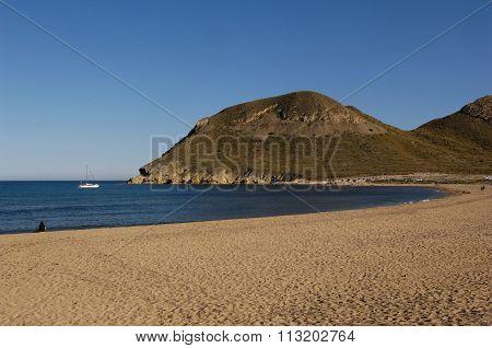 El Playazo, Cabo De Gata , Almeria