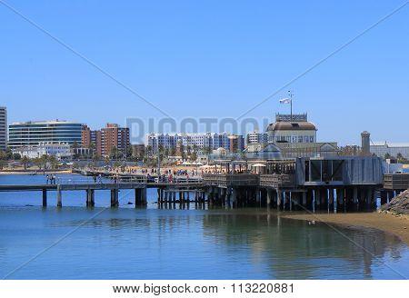 St Kilda beach Melbourne Australia