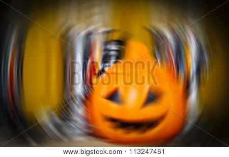 Orange Pumpkin Look Like Giddy Magic