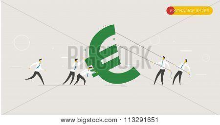 Businessmen raise rate