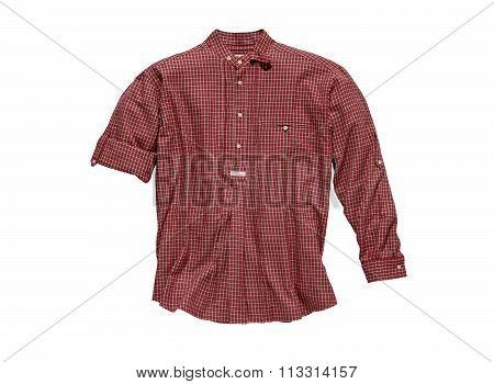 Checkered Shirt For Men
