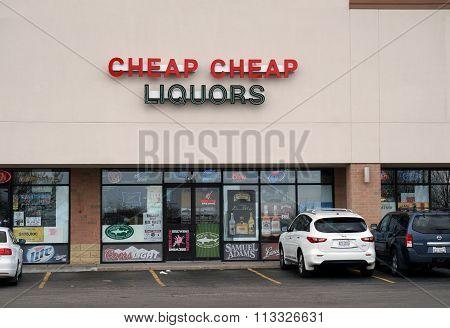 Cheap Cheap Liquors