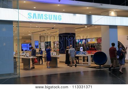 Samsung Korean electronics