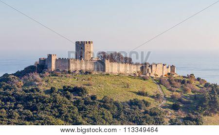 Platamon Castle, Pieria, Greece
