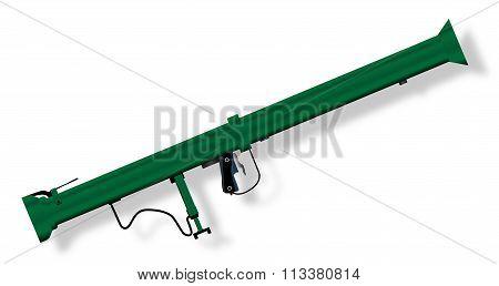 Bazooka Anti-tank Weapon