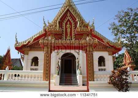 Chiang Khan Temple