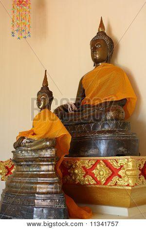 1000 Year Old Buddha