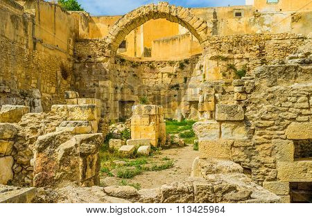 The Antique Tunisia