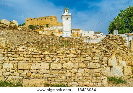 The Antique Walls