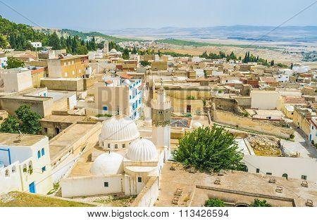 The Mosque Of Of Sidi Abdallah Boumakhlouf