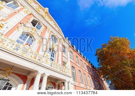 picture of the historical electoral palace in Trier, Germany