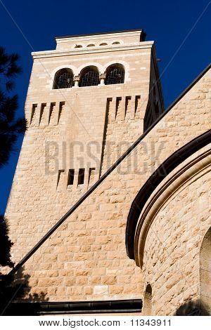 Historical Old Building (jerusalem)