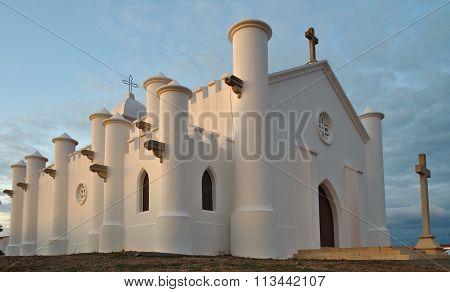 Church of Sao Domingos Mine