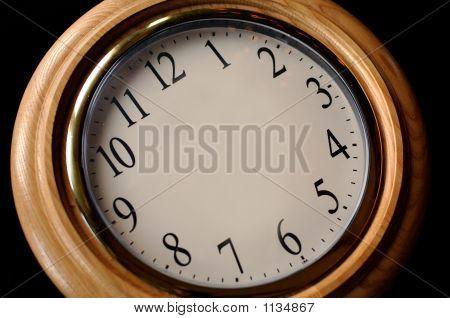 No Hands Clock