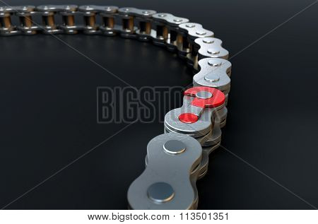 Bicycle Chain Missing Link