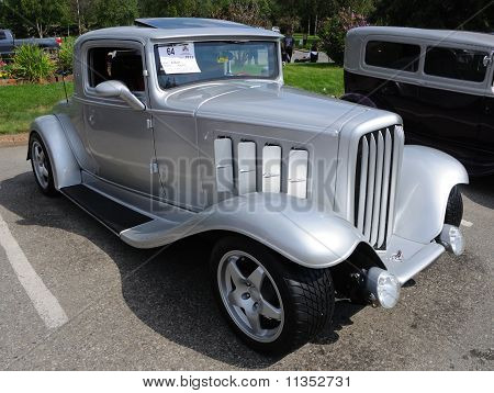1932 Nash Coupe