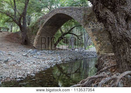 Tzelefos Bridge Serenity