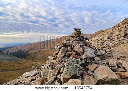 lincolin camorn bross democrat Colorado 14er in the Rockies