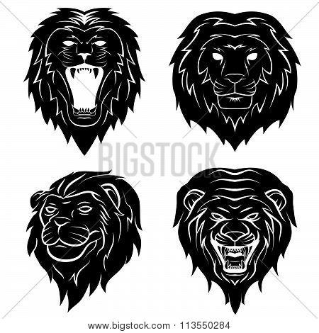 Tattoo Symbol Of Lion