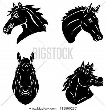 Tattoo Symbol Of Horse Tattoo