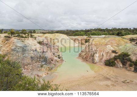 Kapunda Copper Mine